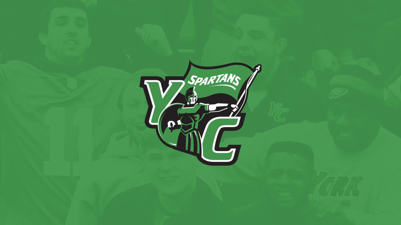 """Spartan Athletic Department Announces SuperFan App"", York College Spartans"